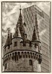 Old City Tower Frankfurt