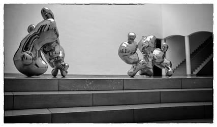 Sculptures BW