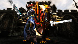 Guardian Dragons Of Cyrodiil