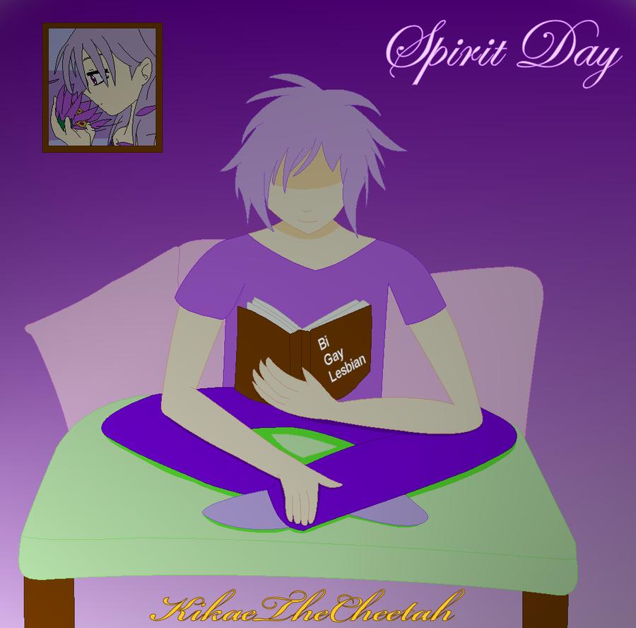 Spirit Day by AgentKikaeSparkes