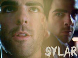Sylar Wallpaper by JanaLeeMckenzie