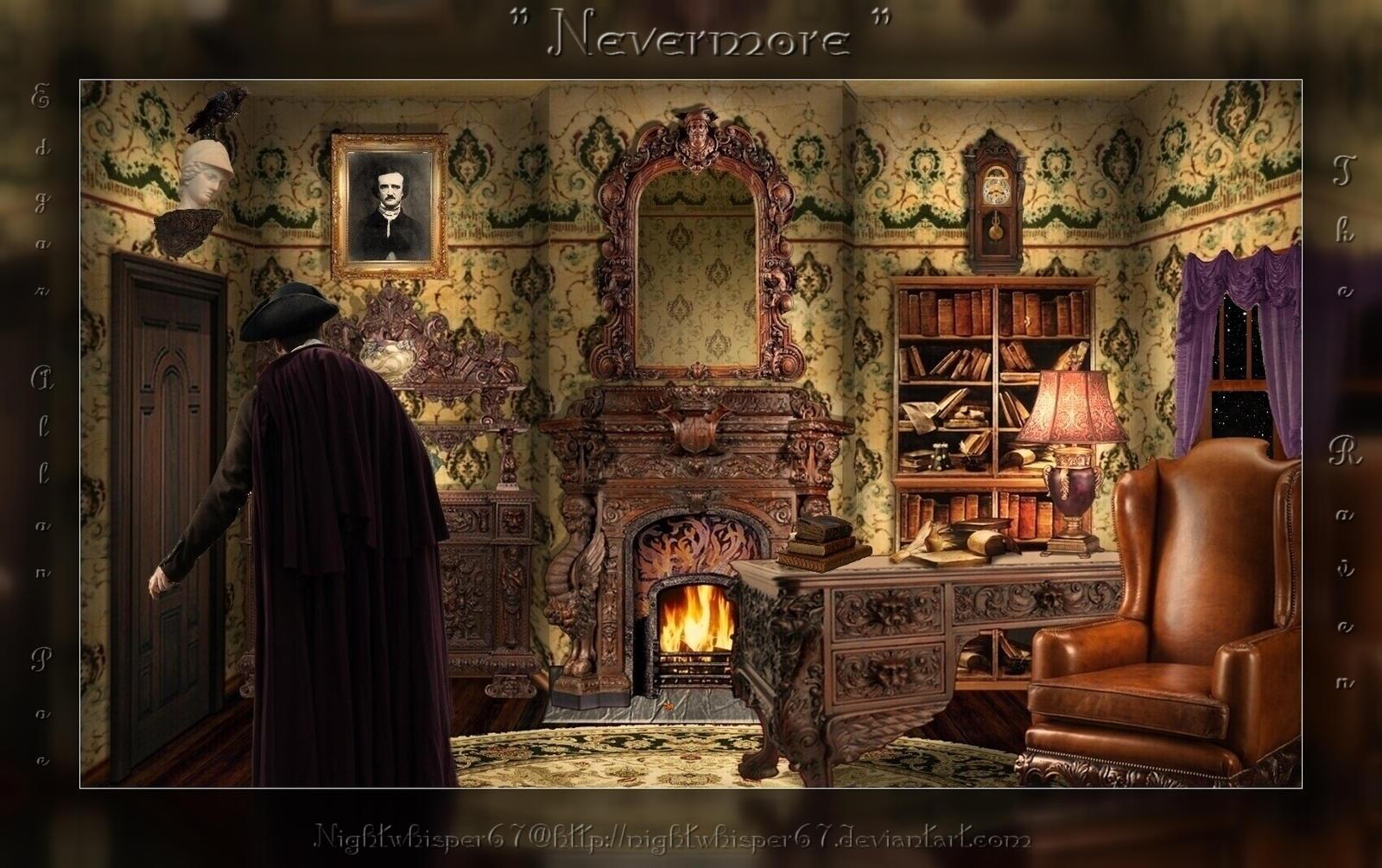 Nevermore by NightWhisper67
