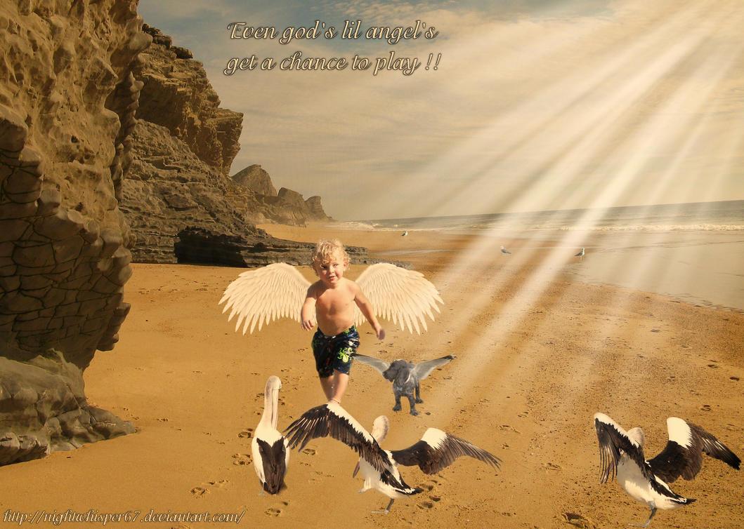god's little angel - 1058×754