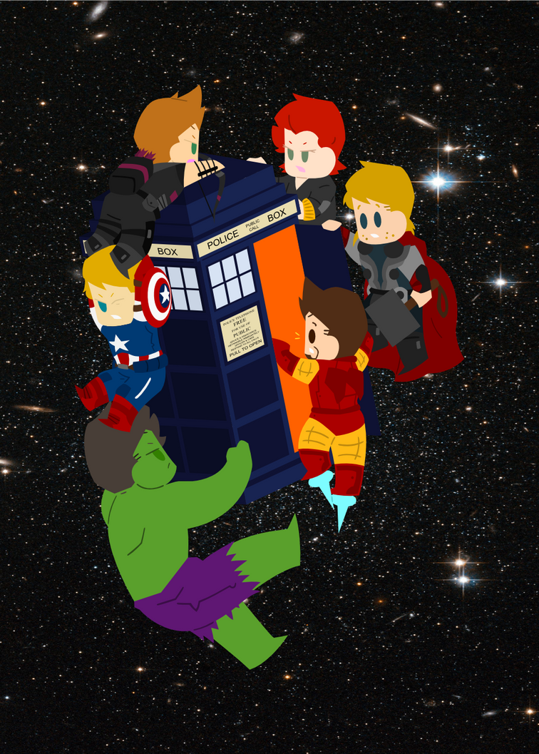 Doctor Who? by MaidenofIron157