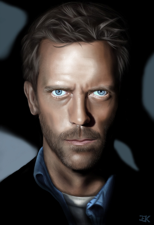 Dr Gregory House by JensEklund
