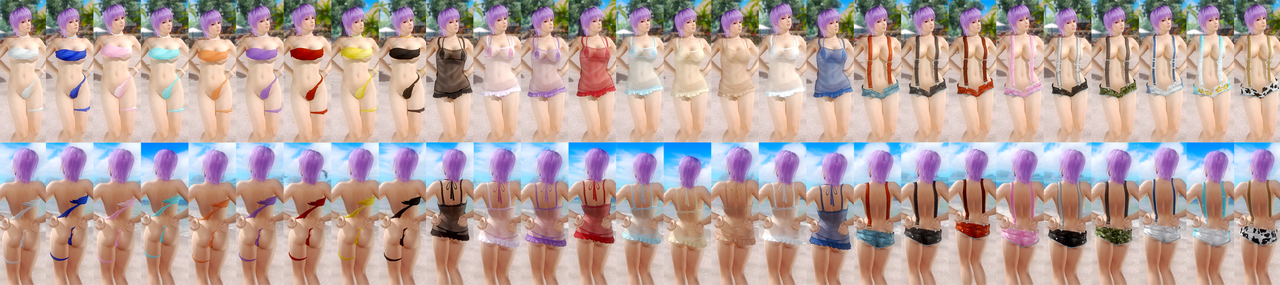 DOA5 DOAX3 Owner Collection
