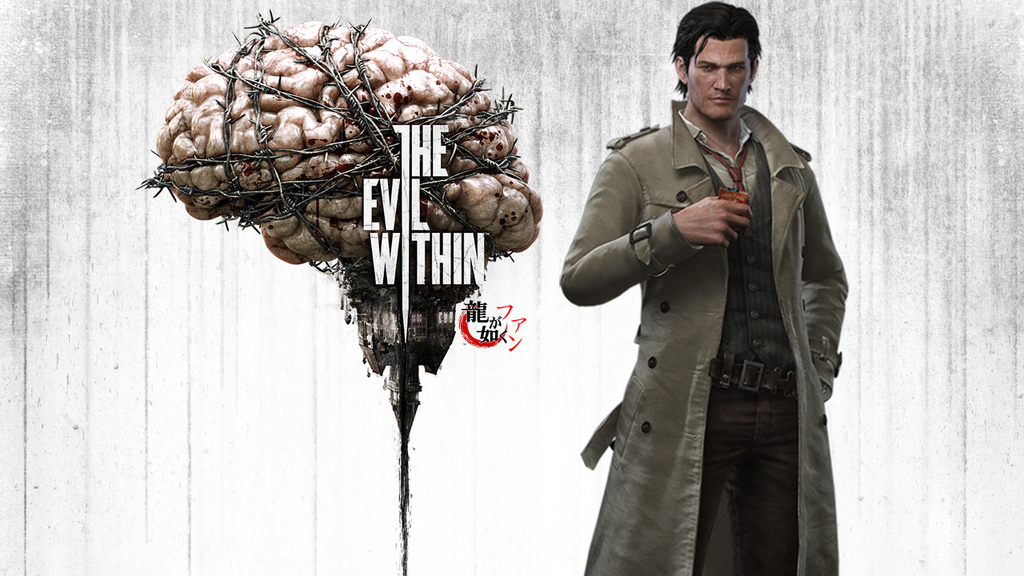 The Evil Within Wallpaper 04 By RyuGaGotokuFan2