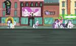 The Ponies Of Manehattan