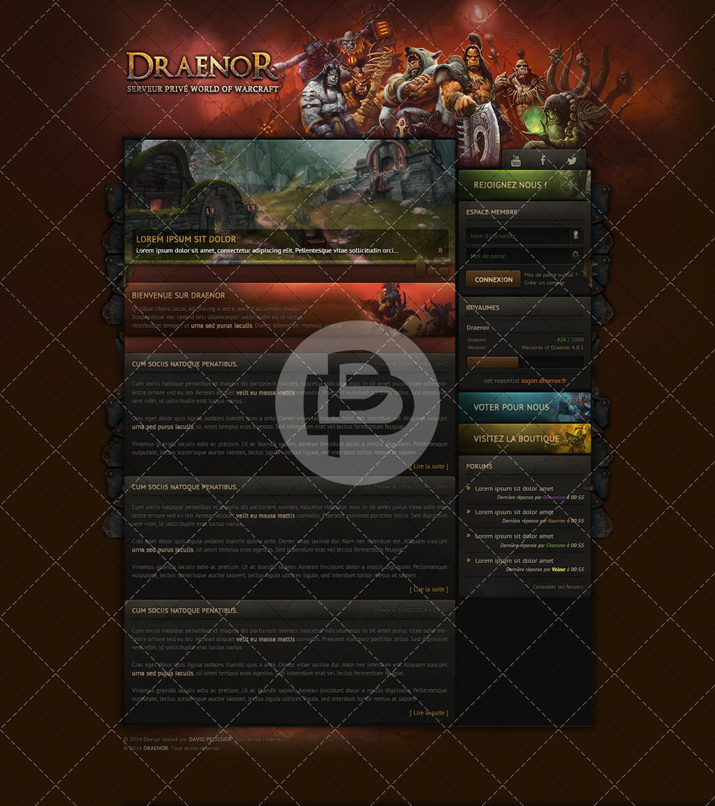 how to download a wow private server