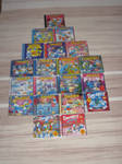 The Smurfs cd collection