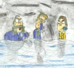 Cops at sea by msavaloja