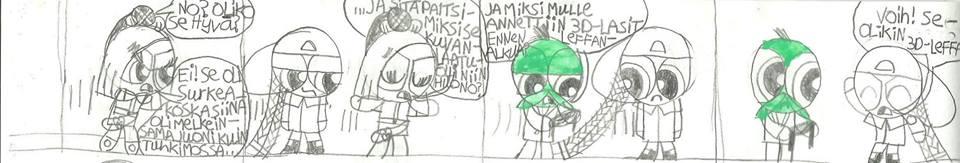 Mini Powerpuff police comic 4 part 10 by msavaloja