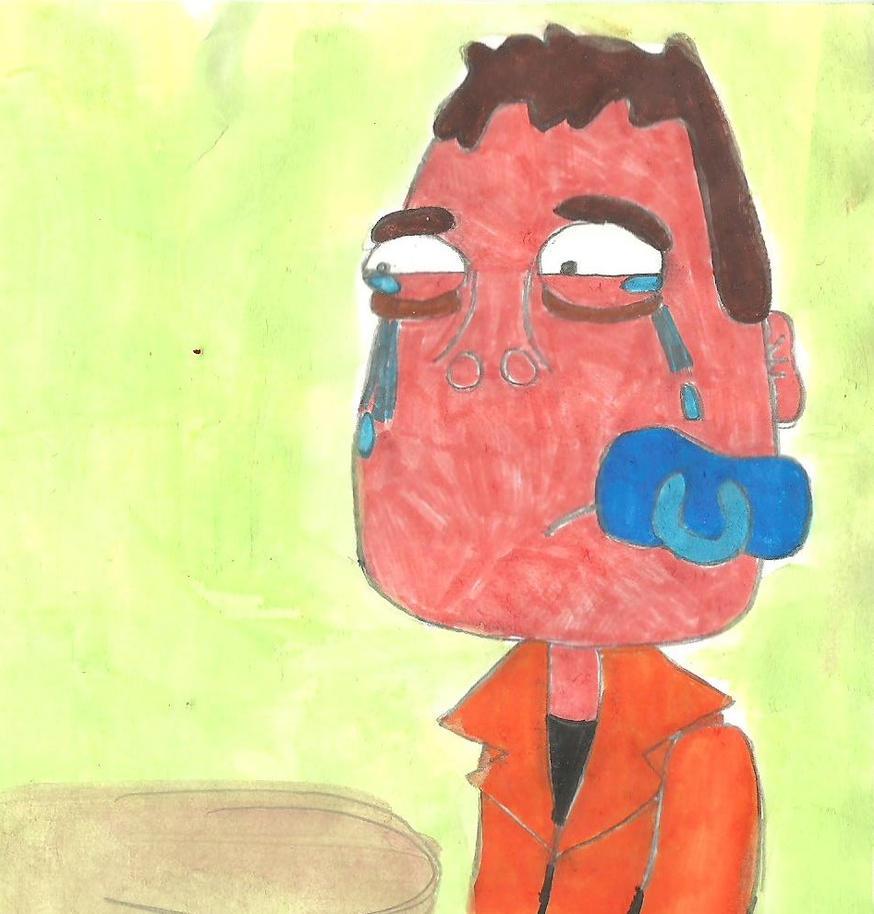 Crying Kyosti Poysti by msavaloja