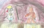 Garfield warn Mioli by msavaloja