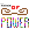 The Mustache of Power by TheIrritatingPenguin