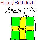 Happy Birthday! by TheIrritatingPenguin