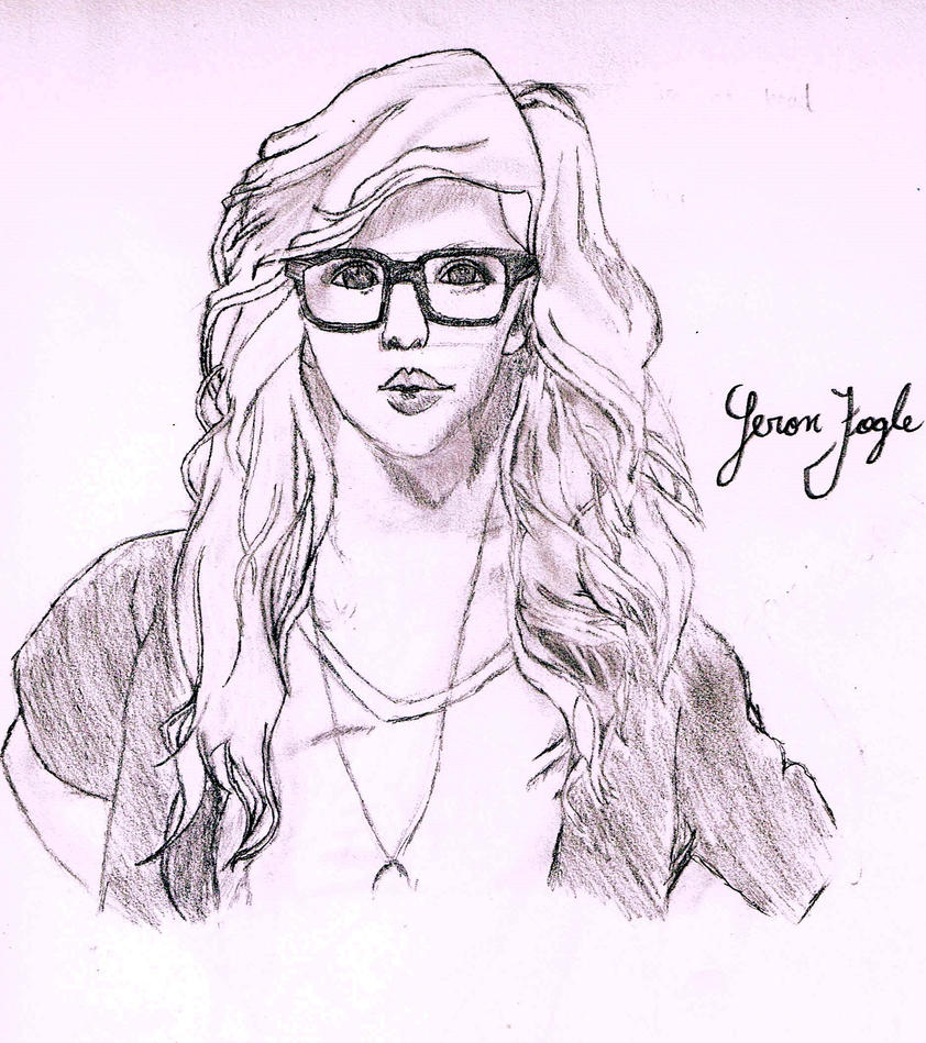 Sketches Of Hipster Girls Tumblr | www.imgkid.com - The ...