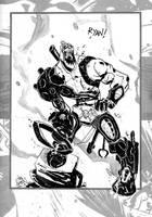 Sketchbook Sketch 34: Trapjaw! by alessandromicelli