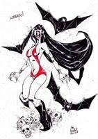 Vampirella by alessandromicelli