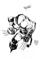 Wolverine! by alessandromicelli