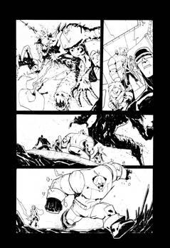 Marvel Test Page1