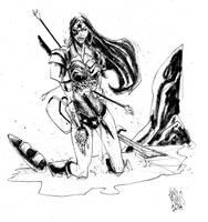 #4 Sketchbook Sketch 2014 by alessandromicelli