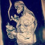 #7 Sketchbook Sketch 2014