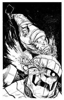 Colossus vs Sentinel