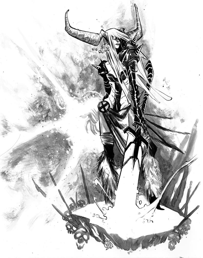 Magik by alessandromicelli