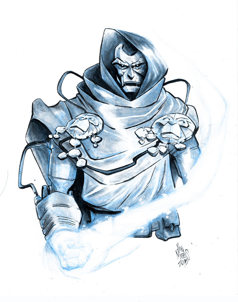 Doc Doom by alessandromicelli