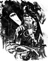 Batman by alessandromicelli