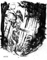 X-23 by alessandromicelli