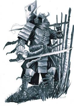 Deathstroke Samurai