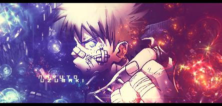 #Naruto Uzumaki - Signature by Yankeey