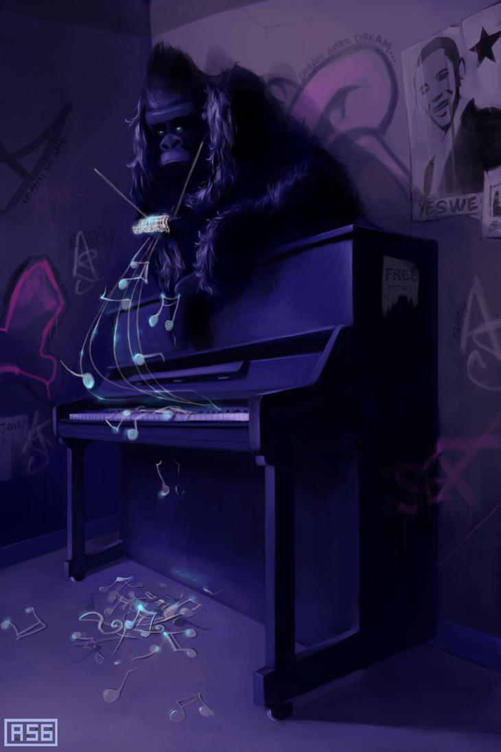 Requiem for Hope by AquaSixio