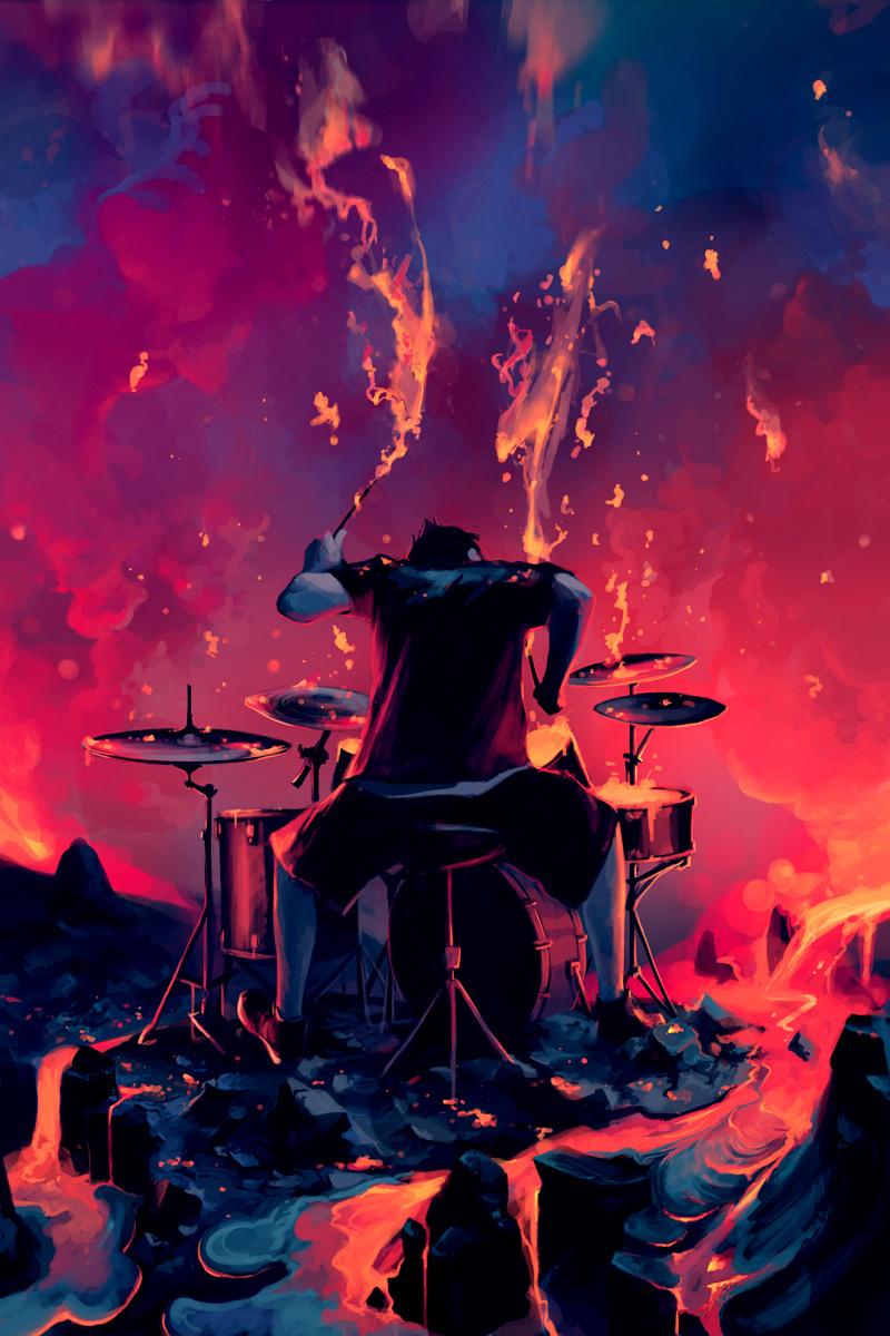 Rage by AquaSixio
