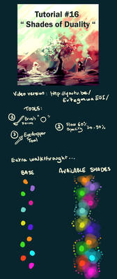 Tutorial 16 Shades of duality video format