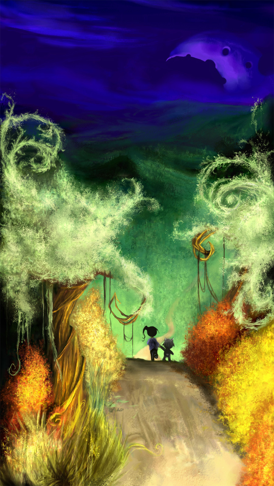 The Magic Path