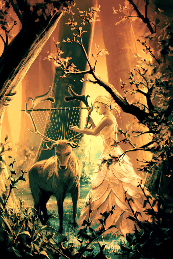 Feral Strings by AquaSixio