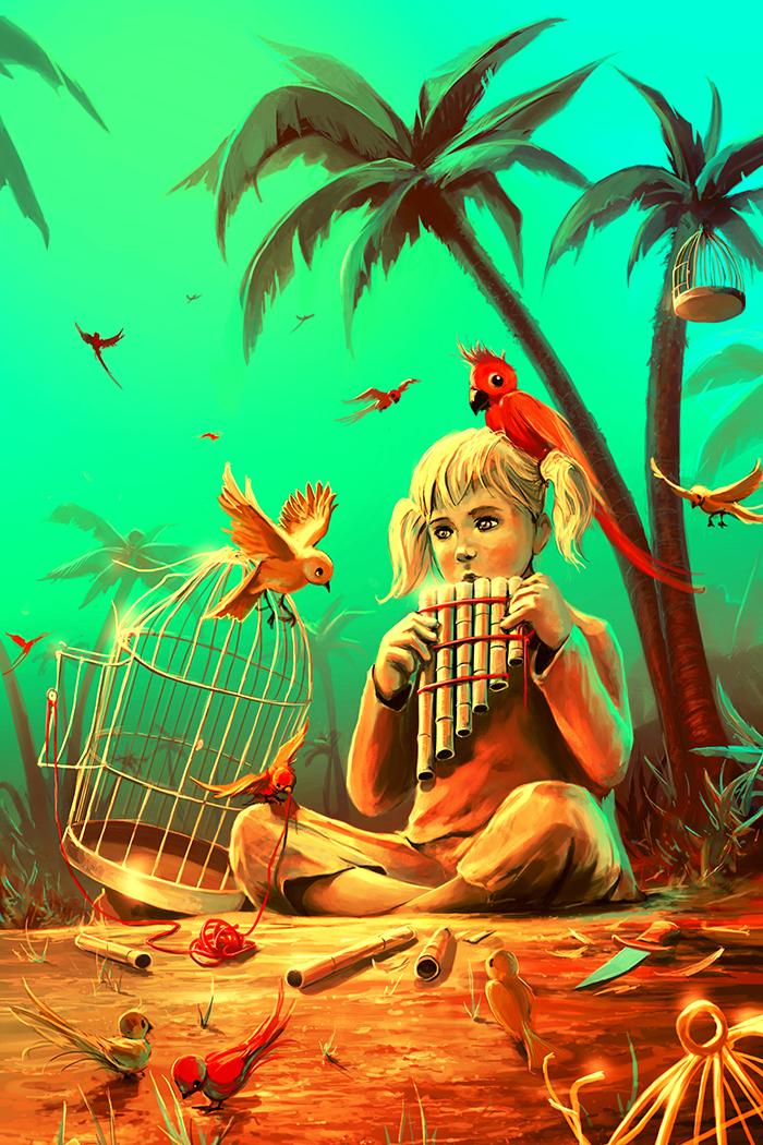 Set them free by AquaSixio