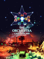The Orchestra Calendar by AquaSixio
