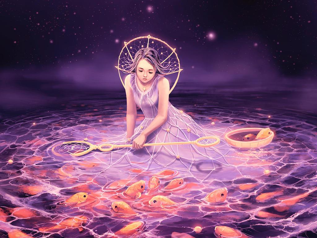 Good Night by AquaSixio