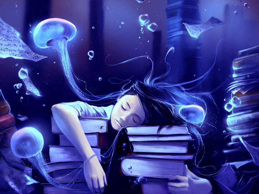 All my studies by AquaSixio