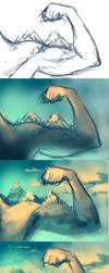 WIP Raw Ambition by AquaSixio