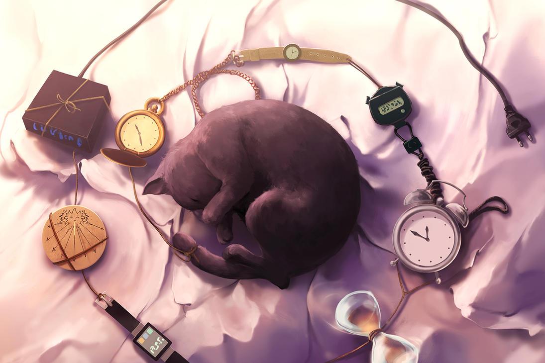 Nine Lives by AquaSixio