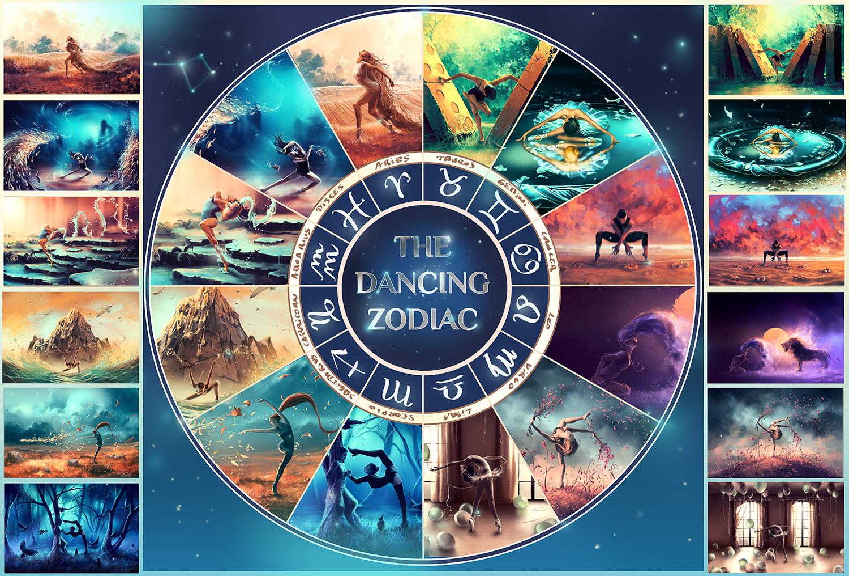 The dancing zodiac project