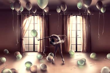 LIBRA from the Dancing Zodiac by AquaSixio