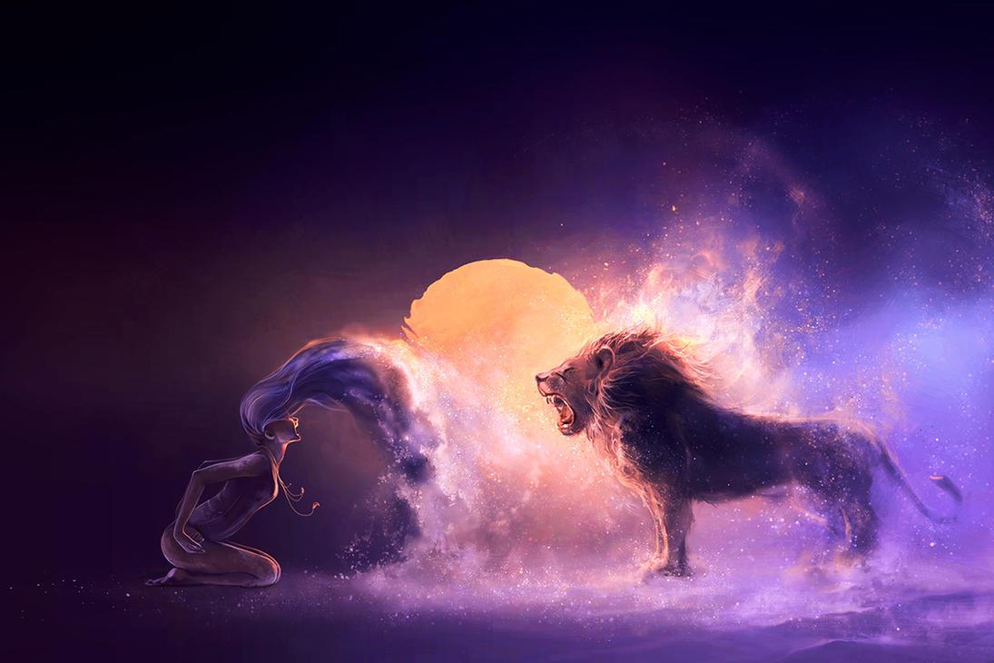 LEO from the Dancing Zodiac by AquaSixio
