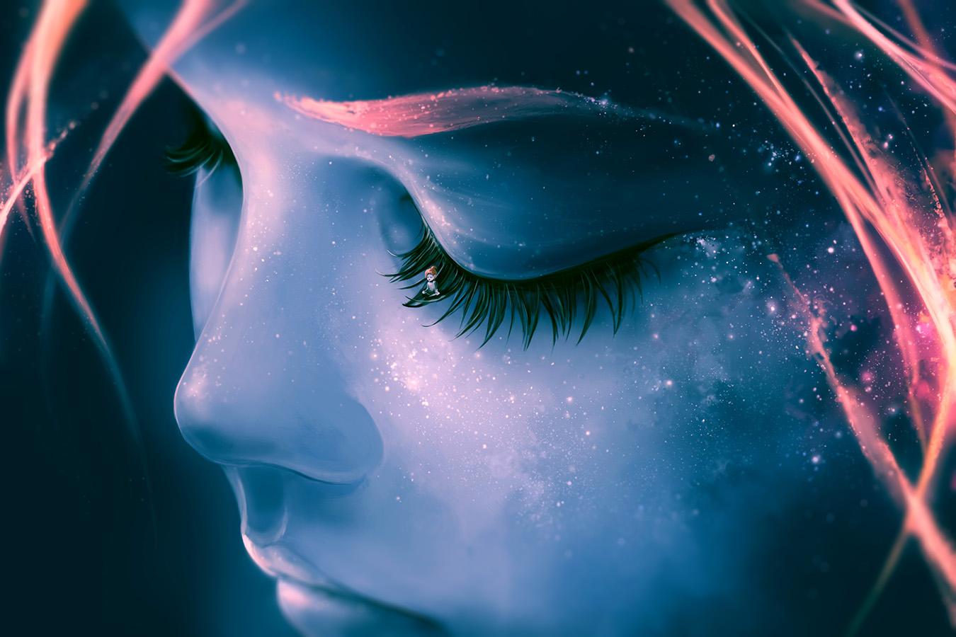 Focus on yourself by AquaSixio