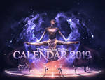The dancing Zodiac Calendar